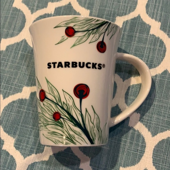 Starbucks holiday mug